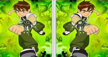 Differences-game-ben-10